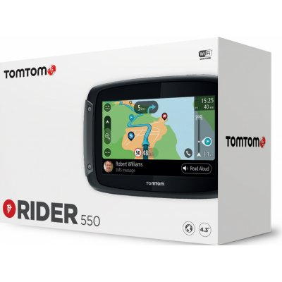 TOP 3. - TomTom Rider 550