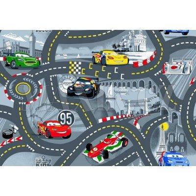TOP 3. - Vopi The World of Cars 97 šedý