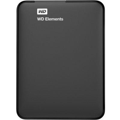 TOP 1. - WD Elements Portable 1TB WDBUZG0010BBK-WESN