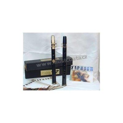 TOP 2. - Xaphoon Standard C Black - kapesní saxofon