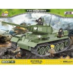 TOP 2. - Cobi 2476 Small Army II WW Tank T-34/85 m 1944