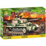 TOP 5. - Cobi 2508 Small Army II WW Panzer IV Ausf. F1 / G / H 500 ks