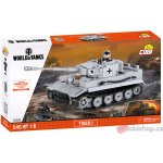 TOP 2. - COBI 3000B World of Tanks Tiger I 545 k, 1 f 10