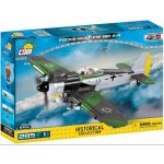 TOP 5. - Cobi 5704 SMALL ARMY Focke-Wulf Fw 190 A-8