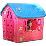 TOP 3. - Dohány 5075 Záhradný domček ružový</p>