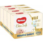 TOP 2. - Huggies Elite Soft Newborn 1 4x26 ks 104ks</p>