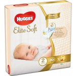 TOP 3. - Huggies Elite Soft Newborn 2 47 kg 80 ks