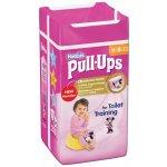 TOP 1. - Huggies Pull Ups MEDIUM GIRLS 8-15 kg tréningové 1x16 ks