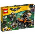 TOP 5. - Lego Batman Movie 70914 Bane a útok s nákladiakom plným jedov