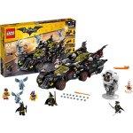 TOP 2. - Lego Batman Movie 70917 Úžasný Batmobil