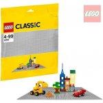 TOP 1. - LEGO Classic 10701 Šedá podložka
