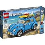 TOP 1. - Lego Creator 10252 Volkswagen Beetle