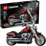 TOP 2. - LEGO Creator 10269 Harley-Davidson Fat Boy