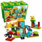 TOP 5. - LEGO Duplo 10864 Veľký box s kockami na ihrisko