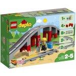 TOP 5. - Lego Duplo 10872 Vlakový most a koľajnice