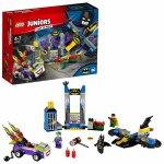 TOP 5. - LEGO Juniors 10753 Joker útočí na Batcave