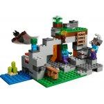 TOP 3. - Lego Minecraft 21141 Jaskyňa so zombie