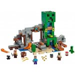 TOP 4. - Lego Minecraft 21155 Creepova baňa