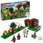 TOP 2. - Lego Minecraft 21159 Základňa Pillagerov