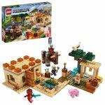 TOP 1. - Lego Minecraft 21160 Útok Illagerov