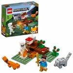 TOP 4. - Lego Minecraft 21162 Dobrodružstvo v tajge