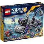 TOP 3. - Lego Nexo Knights 70352 Jestrovo mobilné ústredie (H.E.A.D)