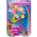 TOP 2. - Mattel Barbie svietiace morská panna s pohyblivým chvostom Beloška