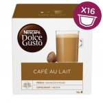 TOP 2. - Nescafé Dolce Gusto Café Au Lait kávové kapsule 16 ks