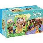 "TOP 2. - Playmobil 9479 Koňský box ""Pru & Chica Linda"""