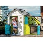 TOP 2. - Smoby domček s kuchynkou Pretty Blue modro-zelená 17 ks 810711</p>