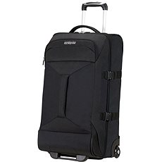 American Tourister Road Quest Duffle/WH M Solid Black