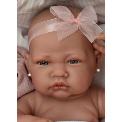TOP 4. - Antonio Juan Realistické bábätko holčička s oblečkem