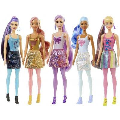 TOP 3. - Barbie Color reveal Barbie třpytivá