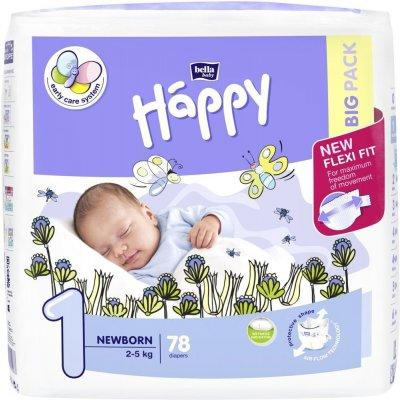 TOP 5. - Bella Happy 1 Newborn 2-5 kg 78 ks