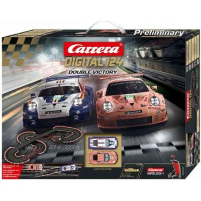 TOP 2. - Carrera D124 23628 Double Victory