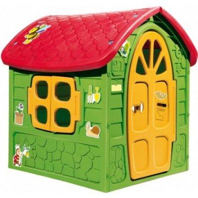 TOP 2. - Dohány 5075 Záhradný domček zelená