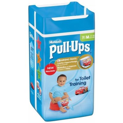 TOP 5. - HUGGIES PULL-UPS 5 11-18 kg chlapčenské tréningové 14 ks