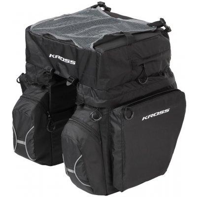 TOP 4. - Kross Roamer Triple Rear Bag