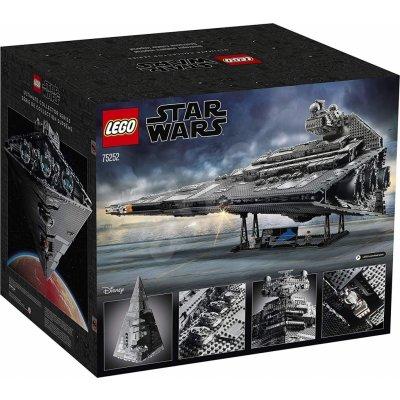 TOP 3. - Lego 75252 Imperiálny hviezdny ničiteľ