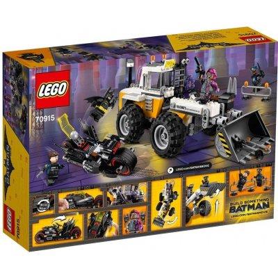 TOP 1. - Lego Batman Movie 70915 Dvojitá demolácia Two-Face