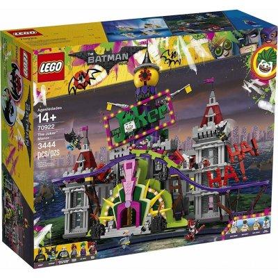 TOP 3. - Lego Batman Movie 70922 Jokerov zámok