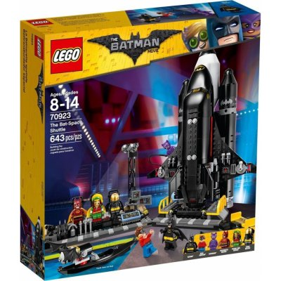 TOP 4. - Lego Batman Movie 70923 Batmanov raketoplán