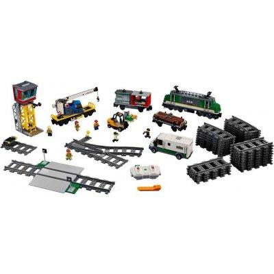 TOP 5. - Lego City 60198 Nákladný vlak