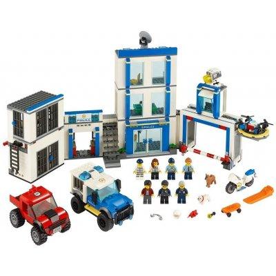 TOP 2. - Lego City 60246 Policajná stanica
