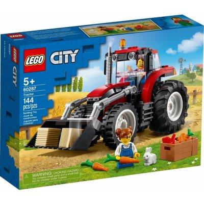 TOP 1. - Lego City 60287 Traktor