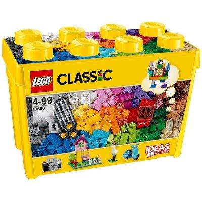 TOP 2. - Lego Classic 10698 Velký kreativní box
