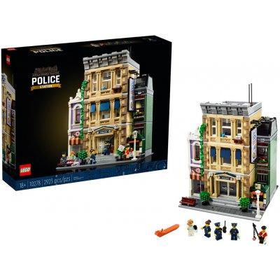 TOP 3. - Lego Creator 10278 Policajná stanica