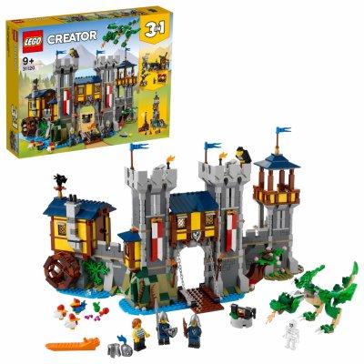 TOP 1. - LEGO Creator 31120 Stredoveký hrad
