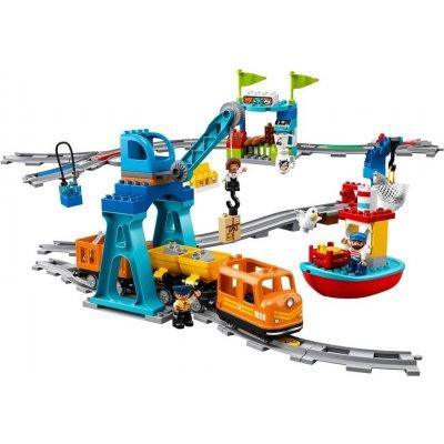 TOP 5. - Lego Duplo 10875 Nákladný vlak