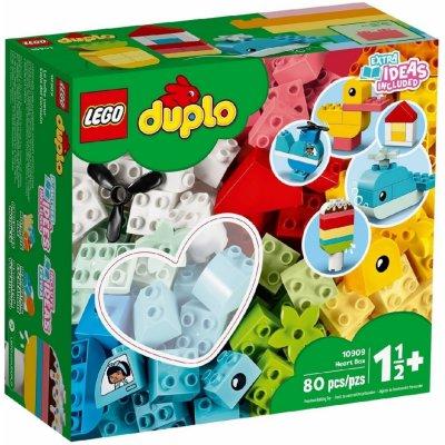 TOP 2. - Lego Duplo 10909 Box so srdiečkom